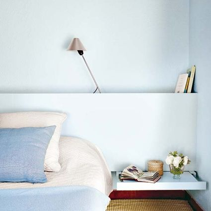 Cabeceros de cama con hueco int cabeceros de obra bedroom teen bedroom y bed - Camas de obra ...