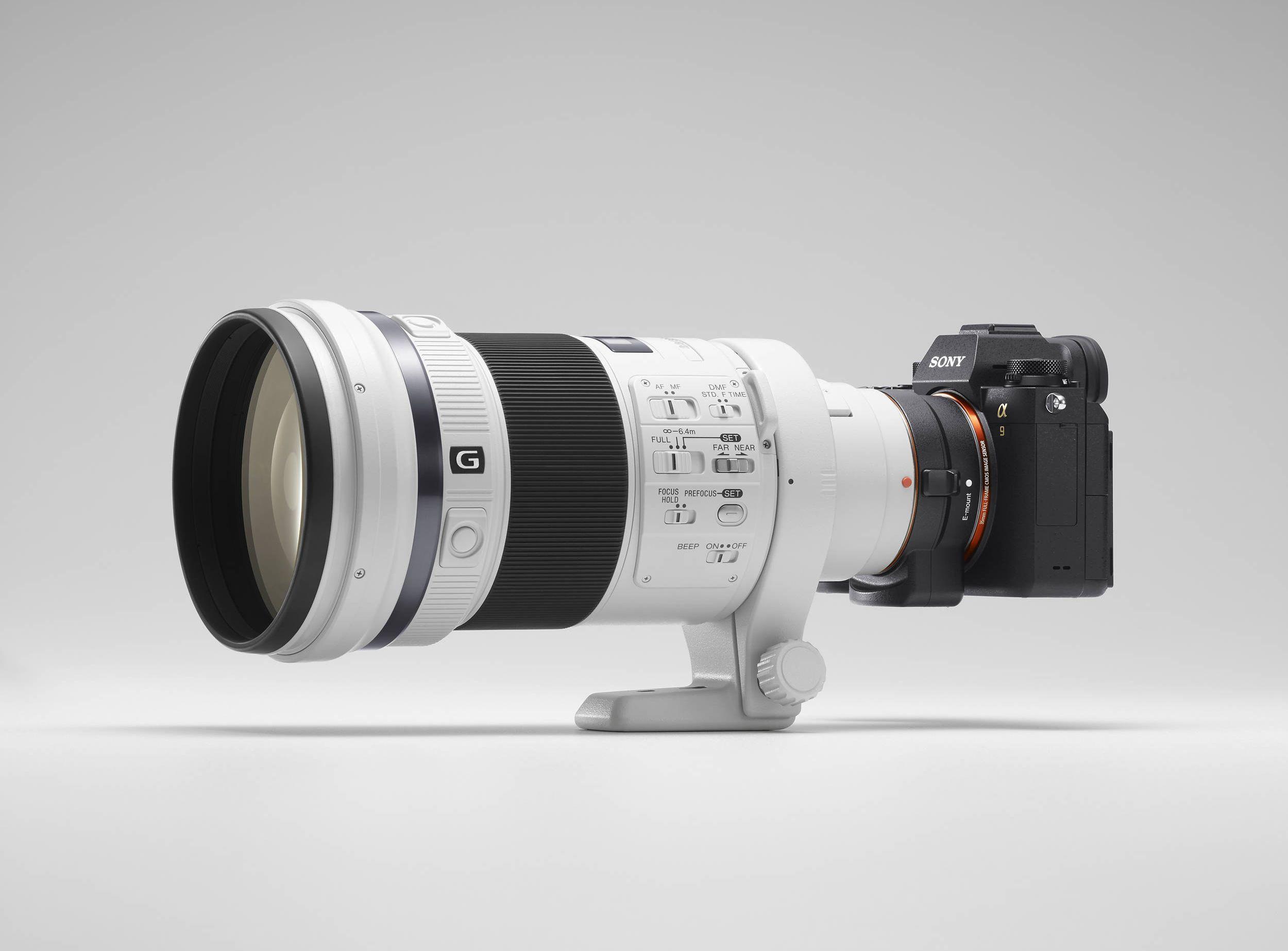 Sony Announces the Alpha a9 Full-Frame Speed Demon | B&H Explora ...