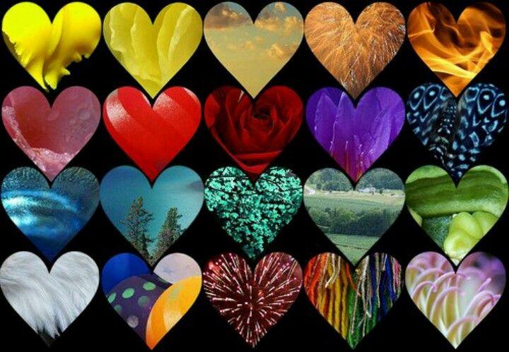 Love is everywhere...just look around