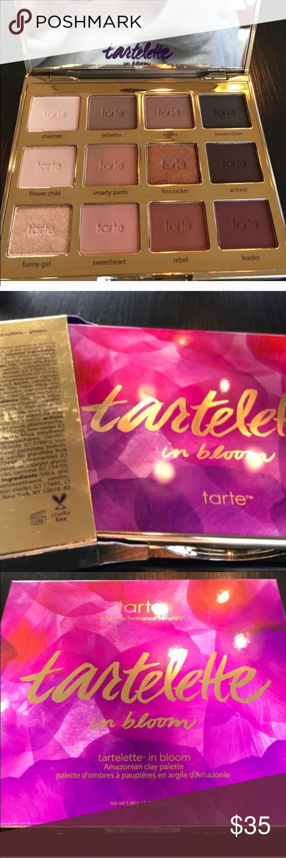 Photo of Tartelette in voller Blüte Augenpalette, Feder