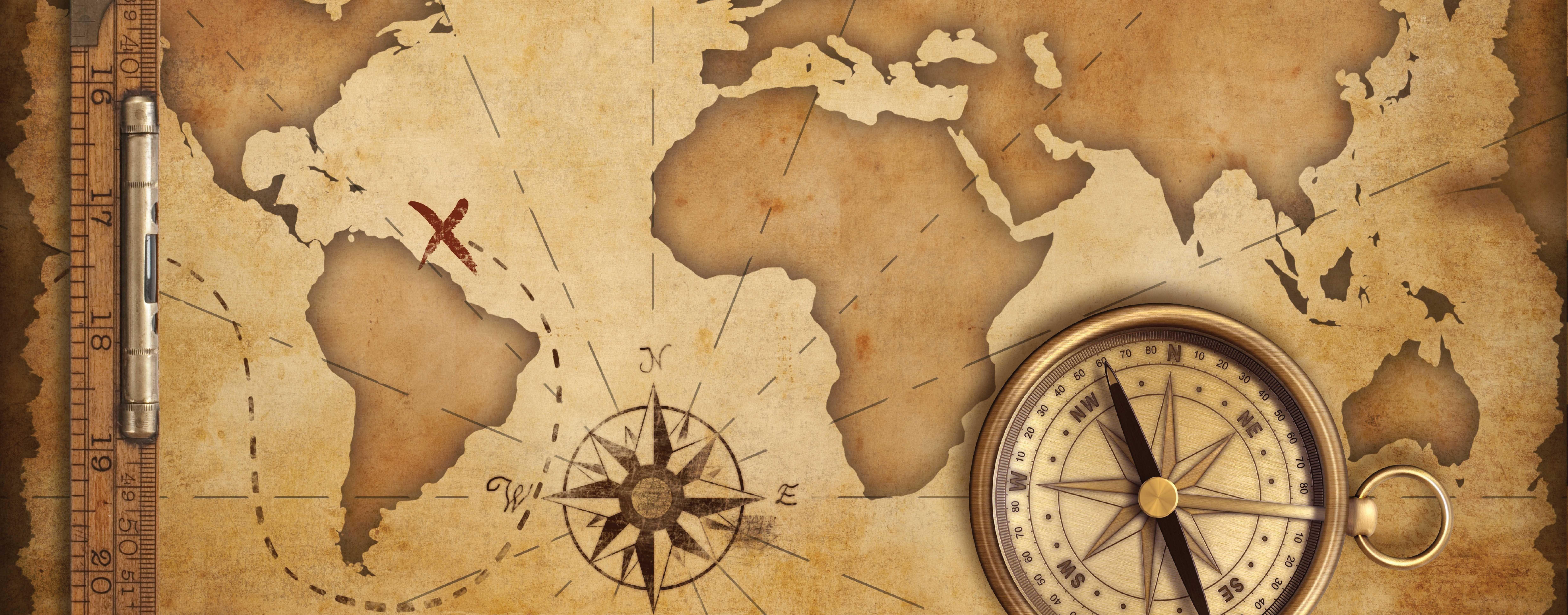 16432410_rfr_treasure_map_and_compassg (9900×3883) · Treasure Maps
