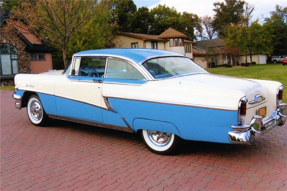 1956 mercury montclair 2 door hardtop dream vehicles for 1955 mercury monterey 2 door hardtop