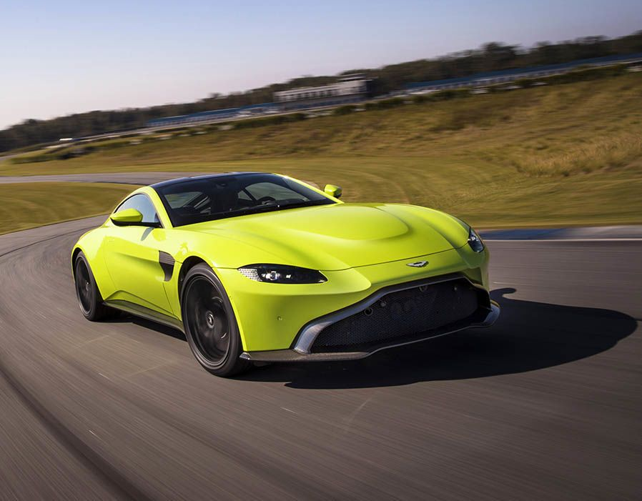 Aston Martin Vantage 2018 Revealed Release Date Price Specs And