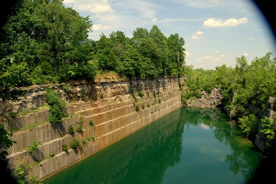 Empire Quarry - Bedford Indiana   Midwest Outdoors