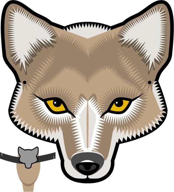 picture about Printable Wolf Mask Template for Kids called Peter and the Wolf: Wolf Mask Wolves Wolf mask, Mask