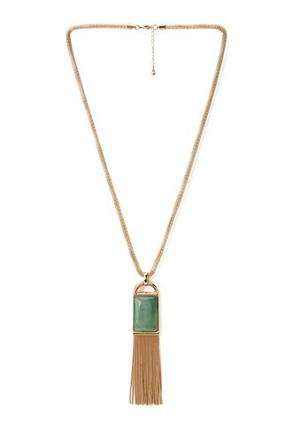 Heirloom Tassel Necklace | FOREVER 21 - 1000110171