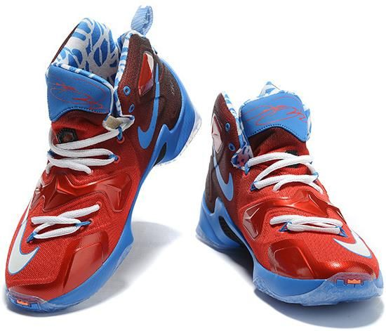 best website a7d26 1533c ... blue red black us team basketball shoes 45dfb d3db3  low cost lebron 13  xiii captain america cheap lebron 13 mens if you want to look