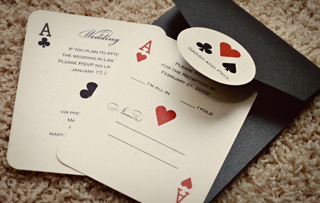 casino theme party invitations template … | Dream wedding ideas ...