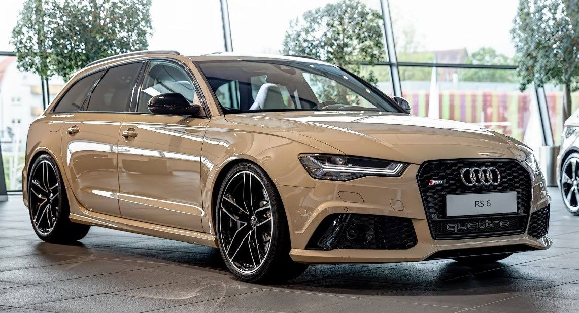 2019 Audi Rs6 Avant Release Date And Price Immediately After The
