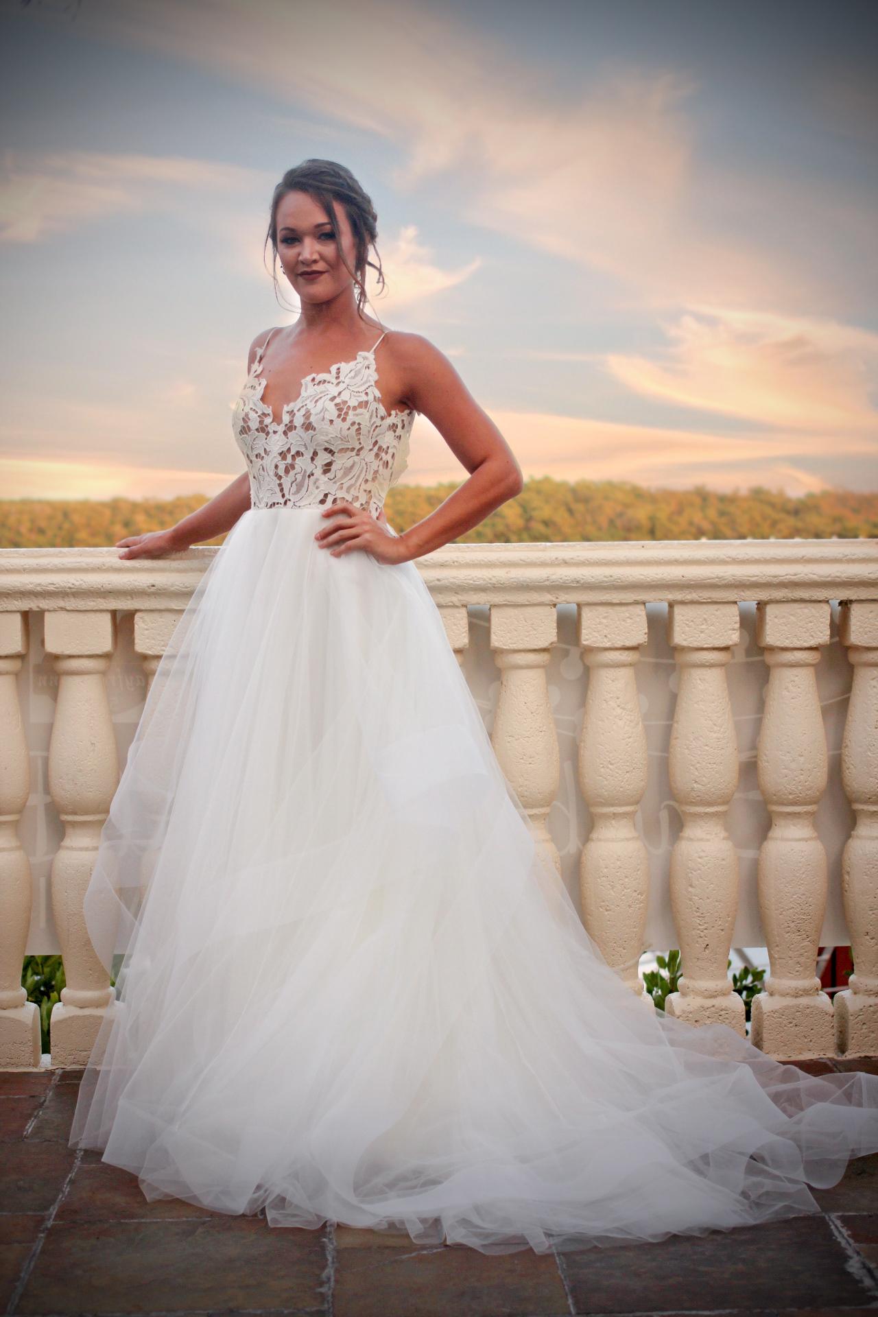 bayfront inn; bride; sunset; naples, fl Wedding social