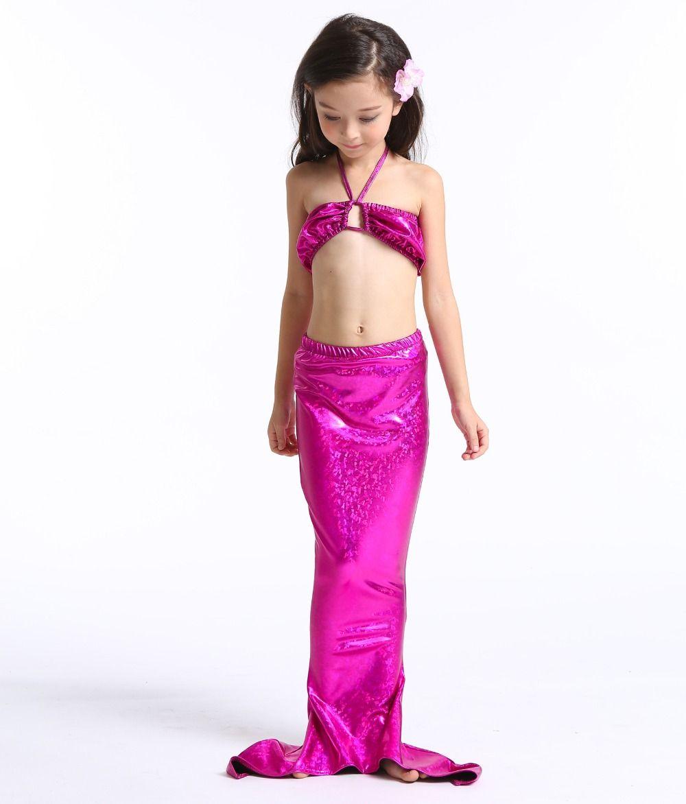 06022c71858be Tail Mermaid Swimming Kids Mermaid Tails Costume Child Little Mermaid  Bathing Suit Ariel The Little Mermaid Sc 1 St Pinterest