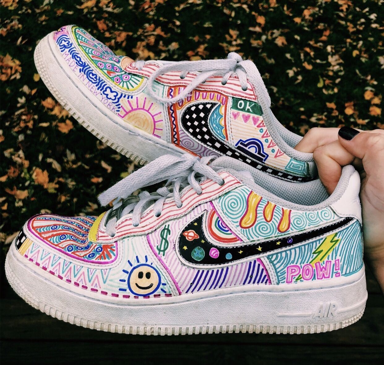 air force 1 stoffa