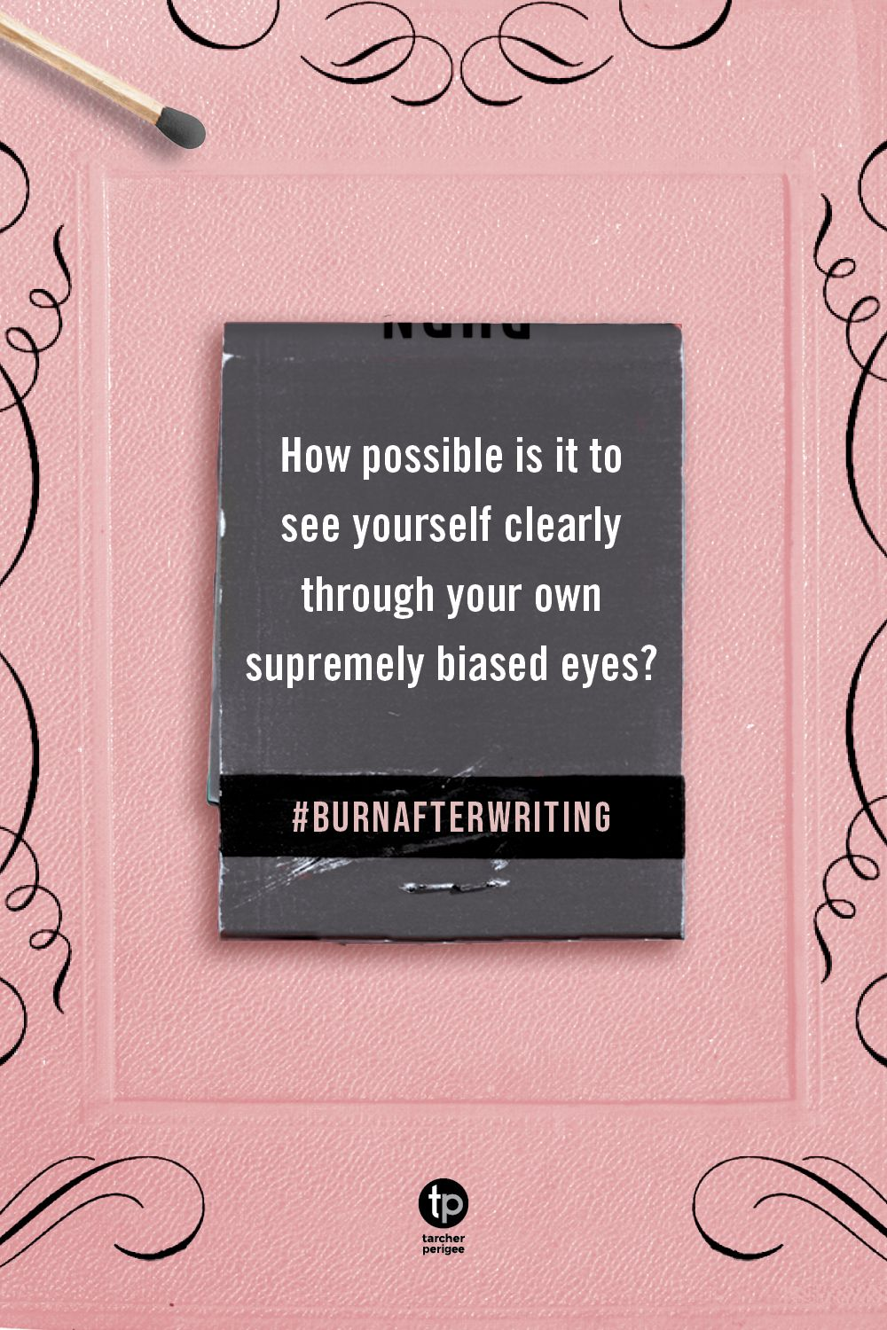 Burn After Writing Pink By Sharon Jones 9780593329917 Penguinrandomhouse Com Books The Secret Book Inspirational Quotes New Things To Learn