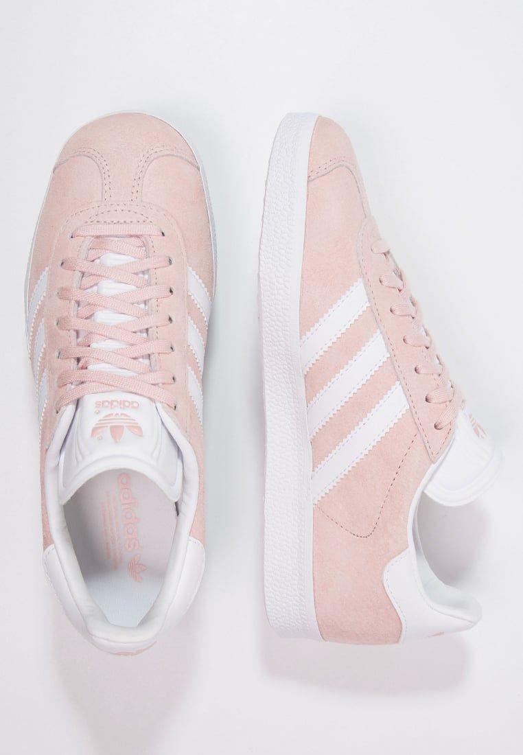 Köp Originals adidas Originals Köp GAZELLE Sneakers vapour Rosa/Blanco/Oro dd6437