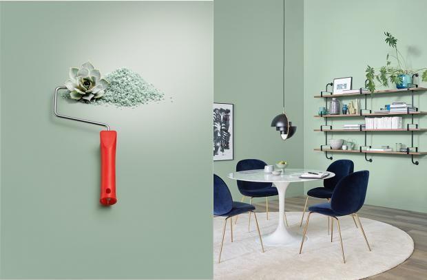 ▷ SCHÖNER WOHNEN-Farbe – unsere Trendfarben | Wand/Farbe/bilder ...