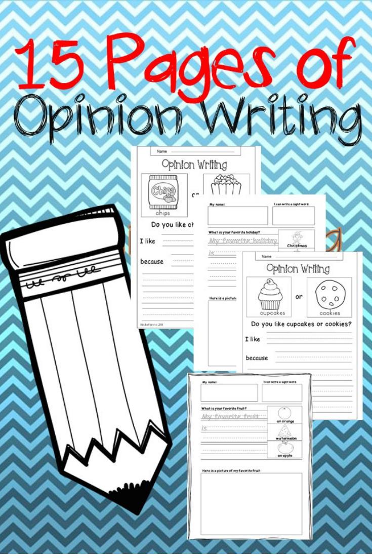 Opinion Writing Bundle Kindermomma Com Opinion Writing Writing Bundle Opinion Writing Kindergarten [ 1102 x 735 Pixel ]