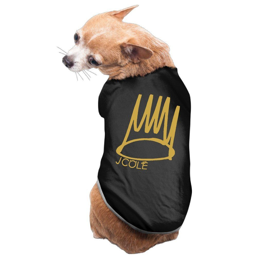 Pet J Cole Hiphop Logo Dog Coats Puppy Clothes Click On The Image For Additional Details This Is An Affilia Cat Pet Supplies Dog Costumes Funny Dog Clothes