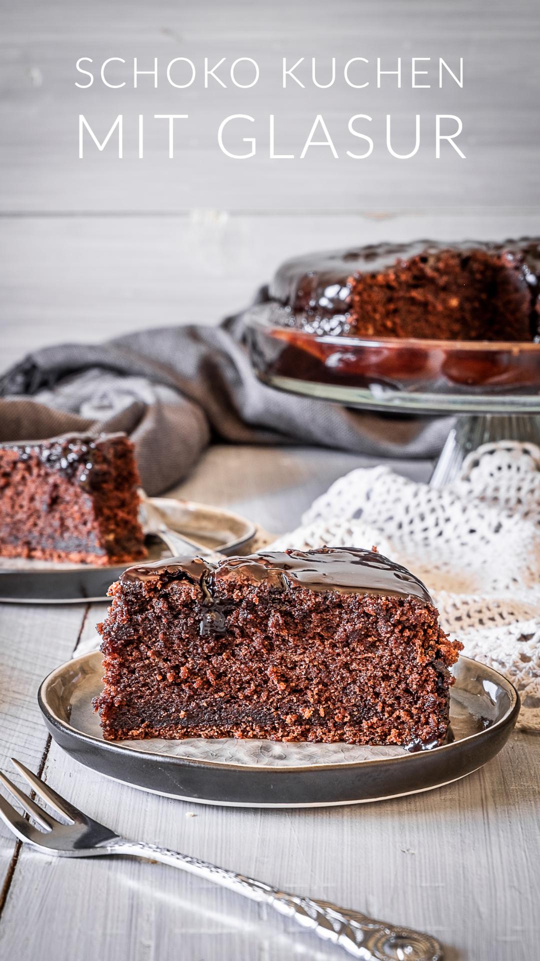 Schoko Kuchen Mit Glasur Ahalni Sweet Home Rezept In 2020 Kuchen Lebensmittel Essen Dessert Ideen