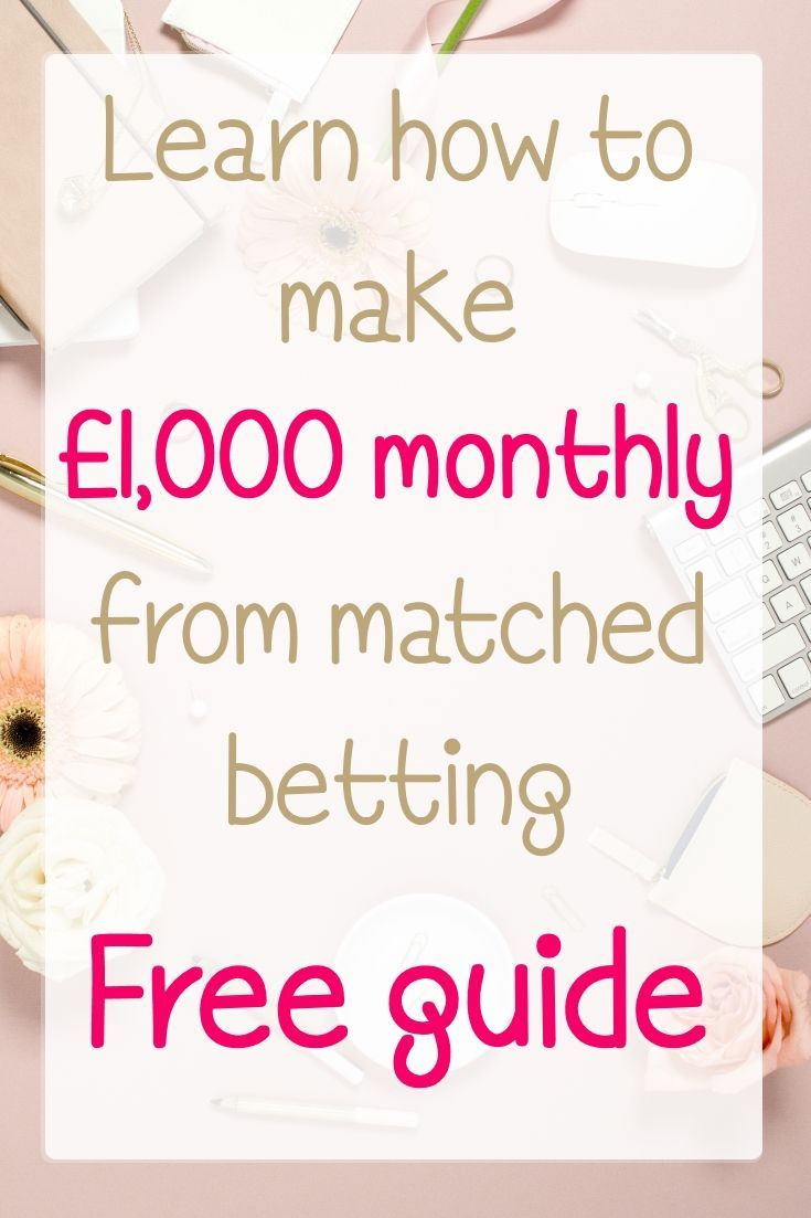 Money saving matched betting guide backtest binary options