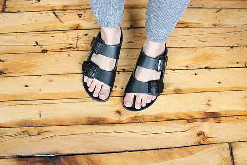 E doesn't believe that Birks are back. (I'll show him!)