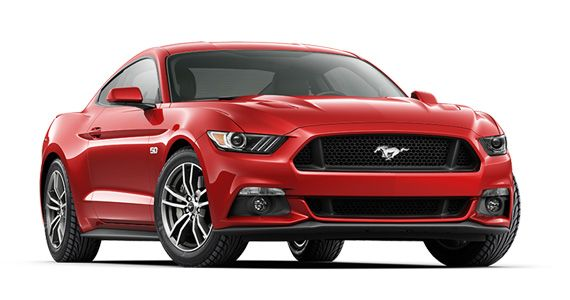 Join Ford Nation to Win a Mustang GT