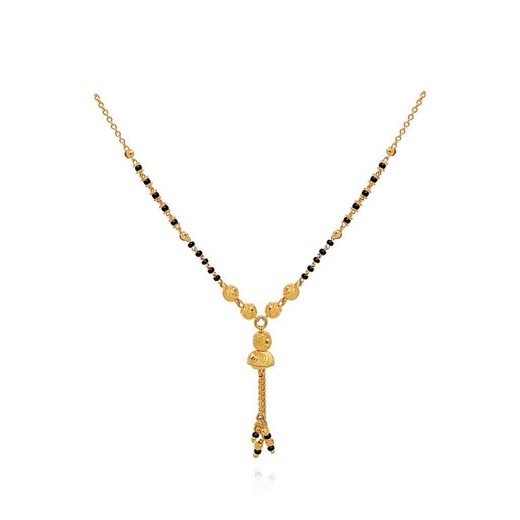 Buy Kundan Choker Necklace Priya Nacc10438c: Dancing Bead With Gold Ball Chain