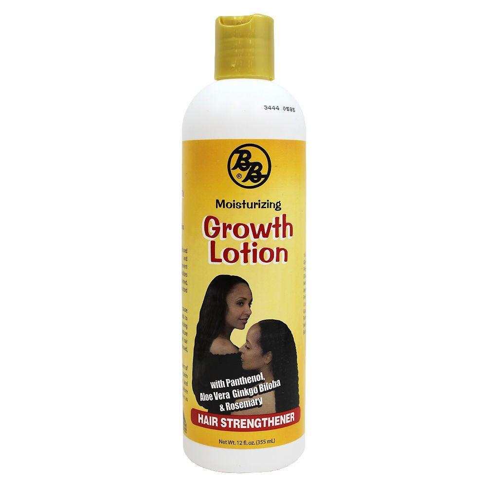 Bronner brothers bb moisturizing growth lotion hair strengthener