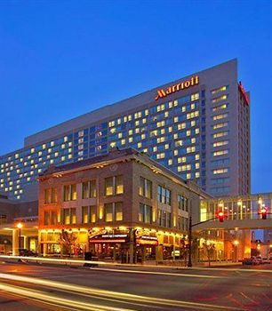 Marriott Louisville Downtown Recreation Sun