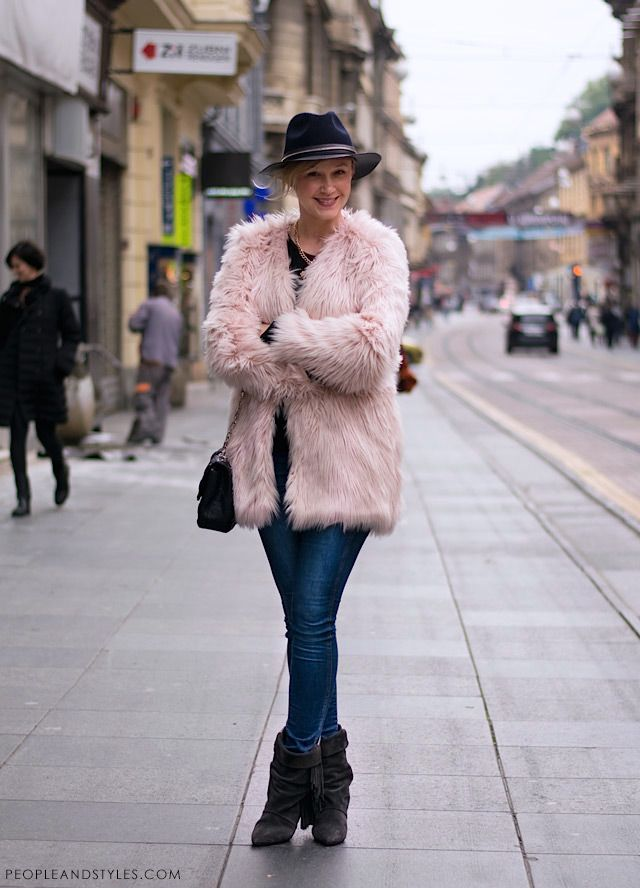 Martina Podgorski Urednica Na Novoj Tv Zagreb Street Style Street Fashion Photos Street Style Street Style Women