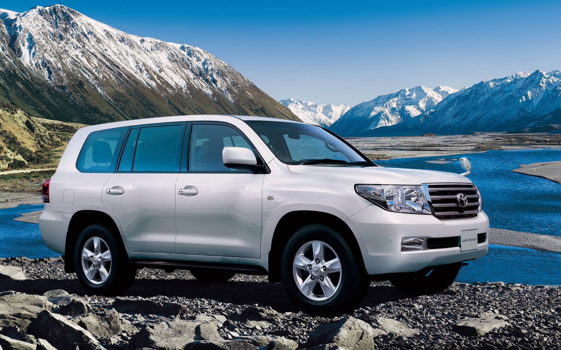 Toyota Land Cruiser 200 Wallpapers And Images Landcruiser 200