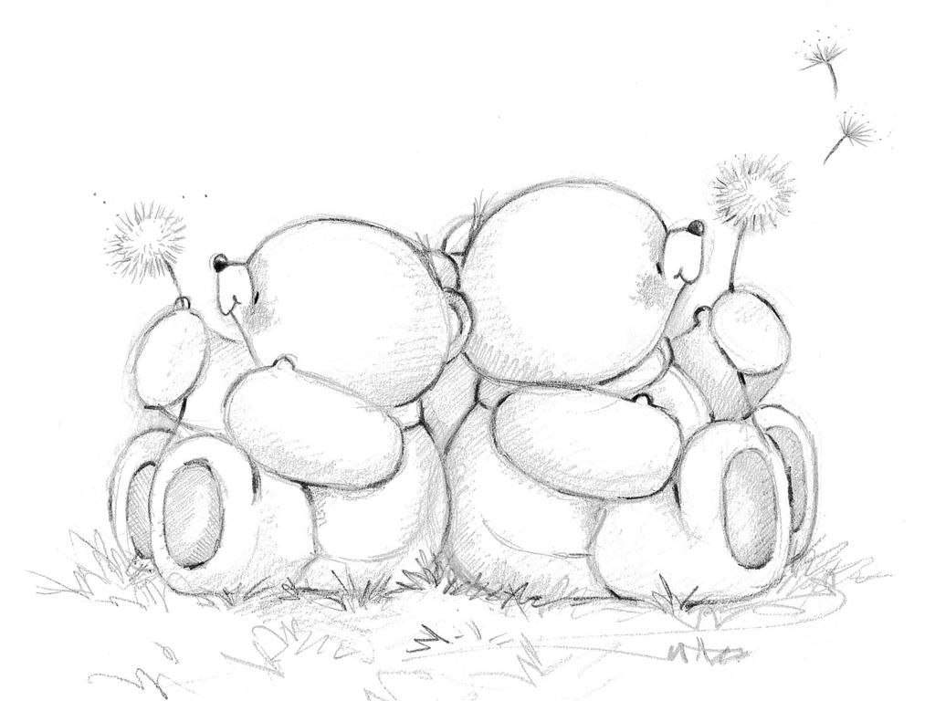 Yoohoo And Friends Coloring Pages Az Coloring Pages Forever Friends Bear Coloring Pages Digi Stamps