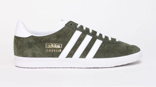 Adidas Gazelle OG Khaki | Adidas gazelle, Adidas, Adidas