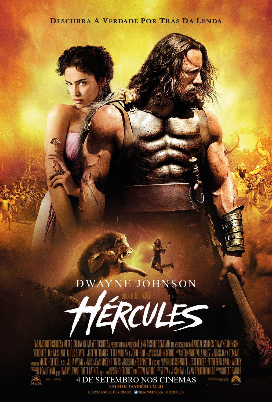 Hercules Filme Com The Rock Ganha Cartaz Em Portugues Filmes De Acao Filmes Com The Rock Filmes Baixar