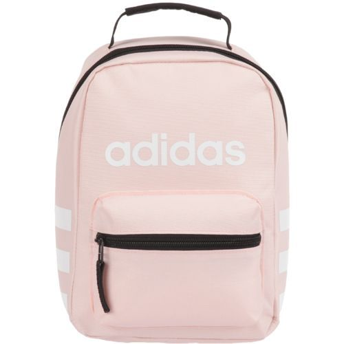 3648b4acab Adidas Santiago Insulated Lunch Kit Pink - Personal Coolers-Soft Hard at Academy  Sports