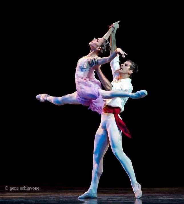 """Paloma Herrera and Marcelo Gomes,""""Le Corsaire"""", American Ballet Theatre"""