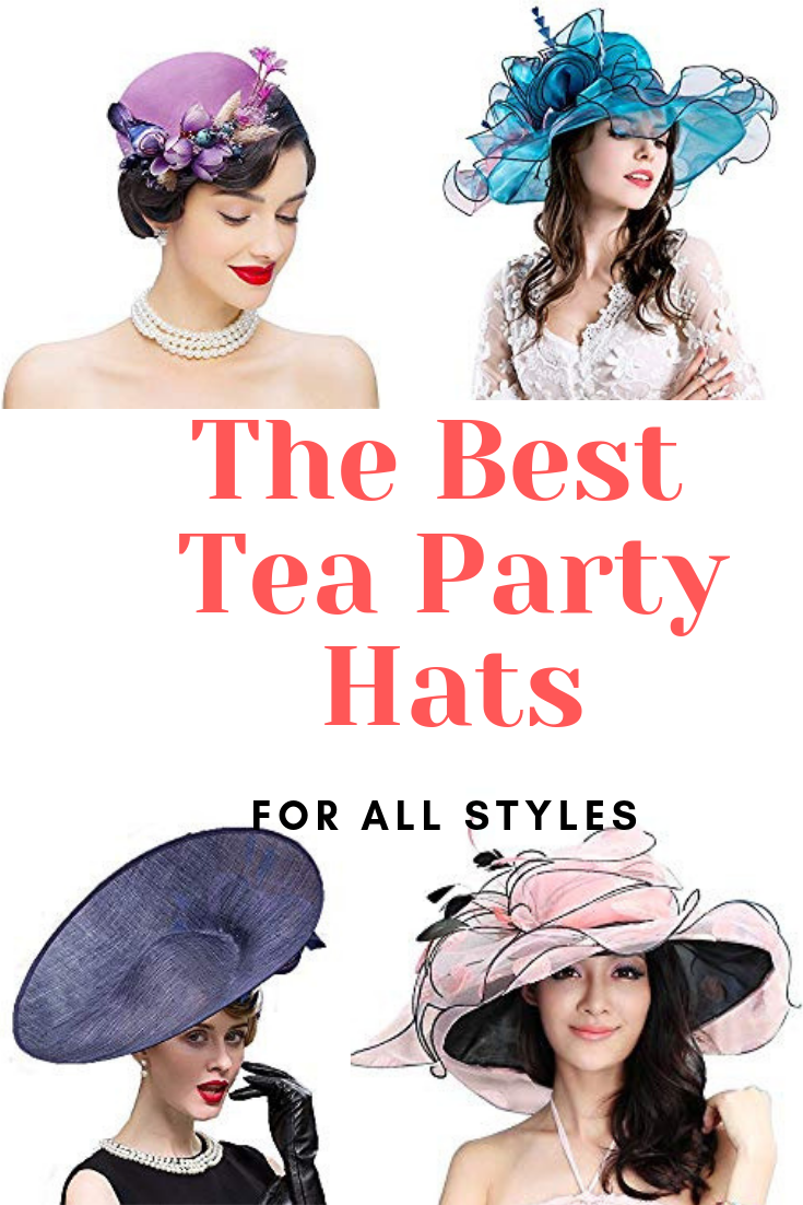 Best Tea Party Hats Classic Tea Party Hats For All Styles Tea Party Outfits Tea Party Attire Tea Party Hats [ 1102 x 735 Pixel ]