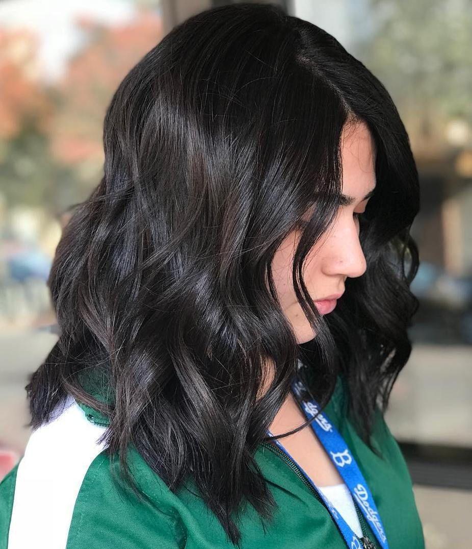 10 Sensational Medium Length Haircuts for Thick Hair  Medium hair
