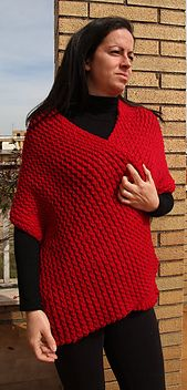 Ravelry: Knifty Knitter shawl pattern by Mysa