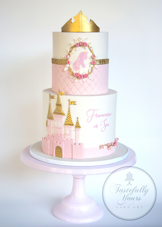 Excellent Princess Aurora Cake Sleeping Beauty Bespoke Original Designs By Personalised Birthday Cards Paralily Jamesorg