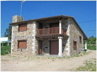 Construcciones r sticas gallegas casas r sticas de - Piedra rustica gallega ...