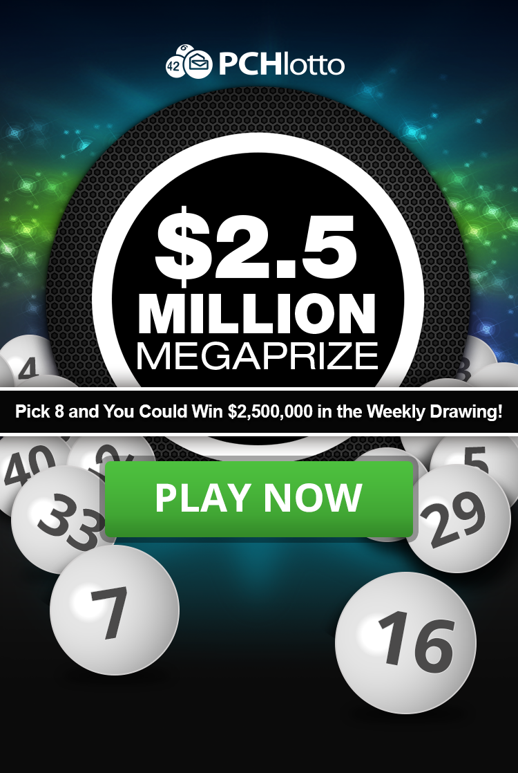 PCH Lotto | MegaPrize claiming that I did Doreen owns ownership I'm