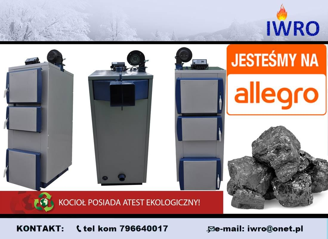 Uniwersalne Kotly Iwro W Ofercie Allegro Tutaj Link Bezposrednio Do Aukcji Http Allegro Pl Kotly Piece Wszystkopalne 15kw Locker Storage Storage Lockers