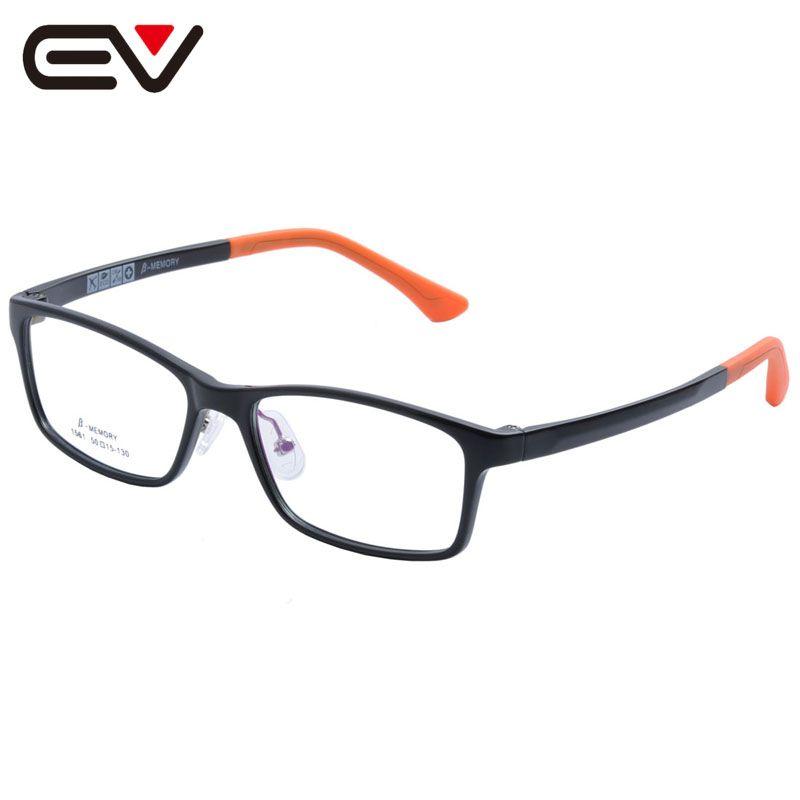 5b5bd72276f Fashion Kids Children Toddler Boys Girls TR90 Eyeglasses Frames Silicone  Nose Spring hinge Legs Optical Glasses Frames EV1365
