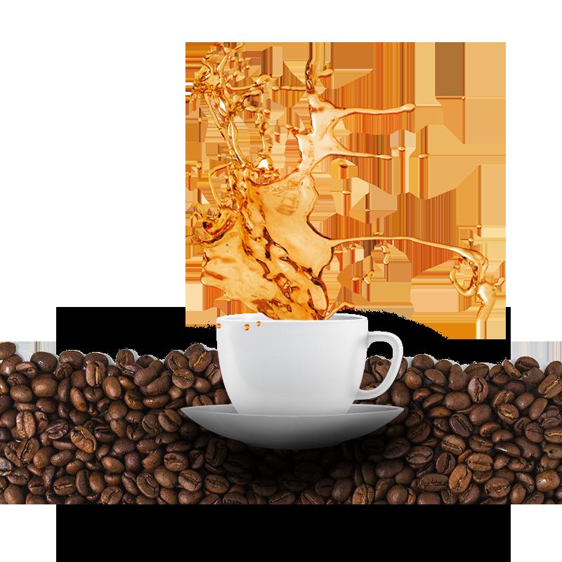 Coffee Splash Effect, Splash Clipart, Coffee, Cup PNG