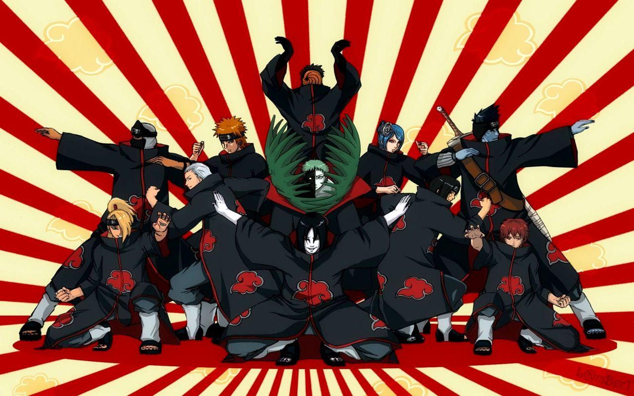 I really miss akatsuki with images comics anime