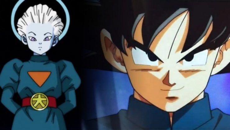 Novo teaser de Super Dragon Ball Heroes sugere uma conexão entre o Sumo  Sacerdote e Goku 21a35cf1233