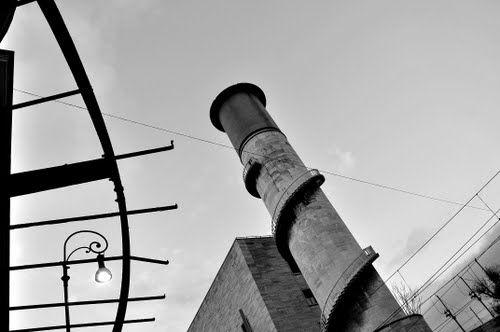 Stazione Roma Termini, torre serbatoio