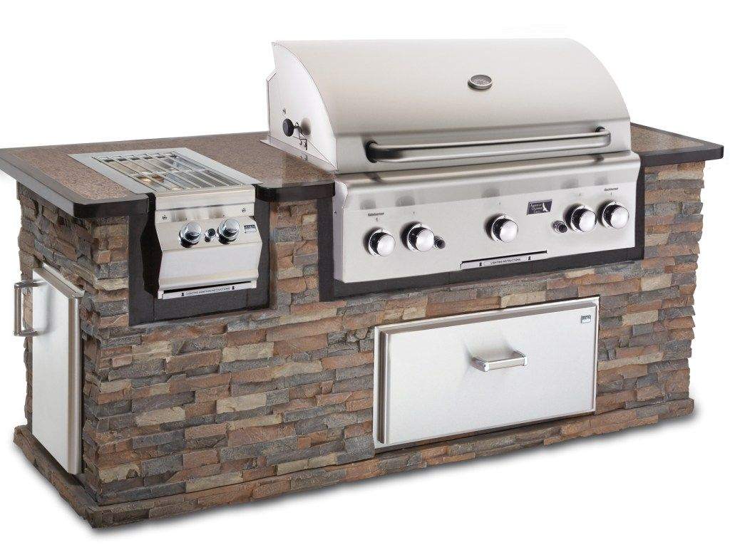 Kitchen  Outdoor Kitchen Modular And 36 Lowes Built In Grill Magnificent Outdoor Kitchen Home Depot Inspiration Design