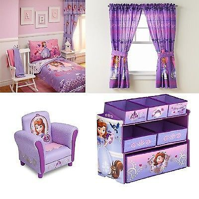 Disney, Nickelodeon or Marvel Kids,Toddler Bedroom Furniture 4 Piece