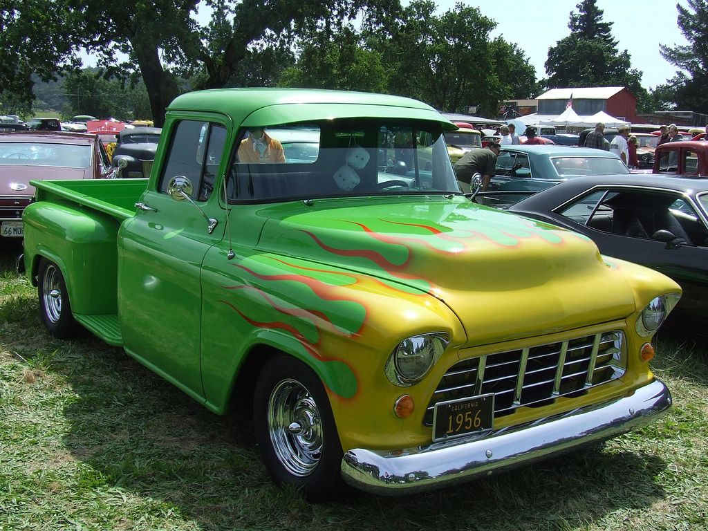 1616 best Chevy trucks images on Pinterest | Classic trucks ...